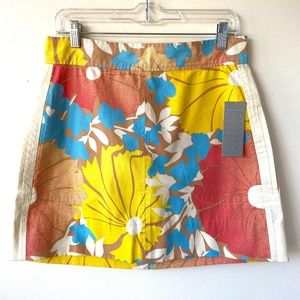 Tracy Feith for Target Floral Skirt NWT